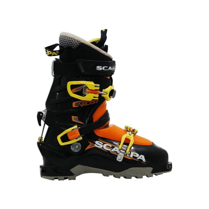 Chaussure ski de randonnée occasion Scarpa Vector