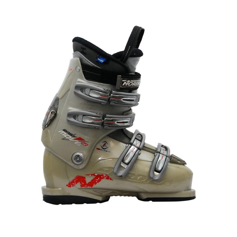 Chaussure de Ski Occasion Nordica easy move s w gris - Qualité A