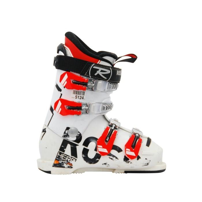 Junior Rossignol Copa del mundo 65 bota de esquí usada