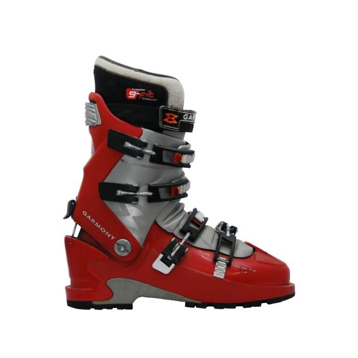 Chaussure de ski rando occasion Garmont G ride rouge