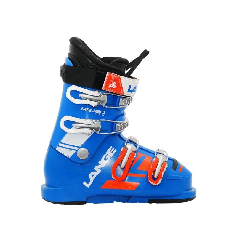 Chaussure de Ski Occasion Junior Lange RSJ 60 RTL - Qualité A