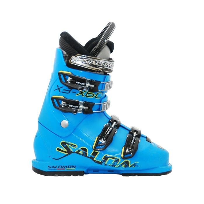 Turnschuh Junior-Turnschuh Salomon X3-X60 Blau