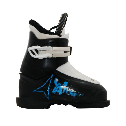 Skischuh Occasion Junior Atomic hawx jr1 schwarz