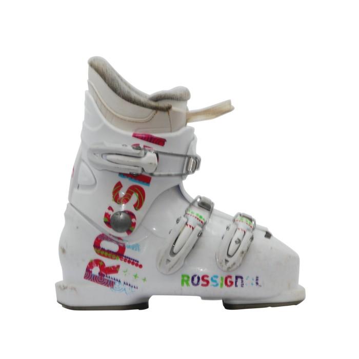 Junior Rossignol divertente ragazza usato scarpa da sci