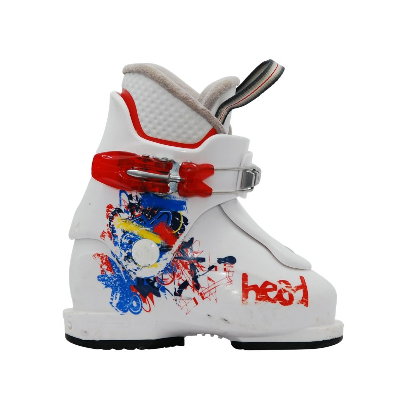 Chaussure de ski occasion junior Head edge graffiti - Qualité A