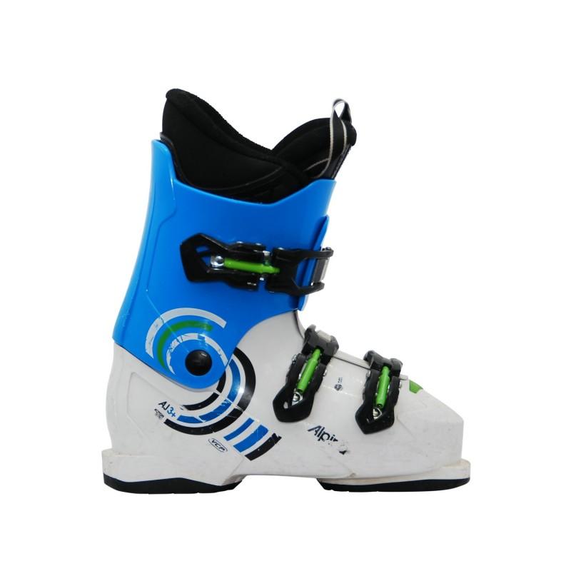 Chaussure de ski occasion junior Alpina AJ3+ - Qualité A