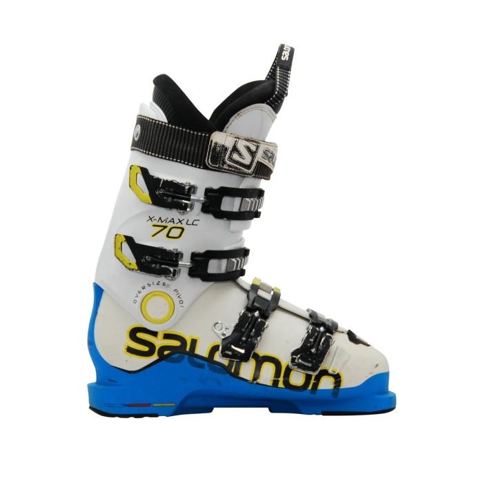 Gebrauchte Skischuh Junior Salomon Xmax LC 70/80