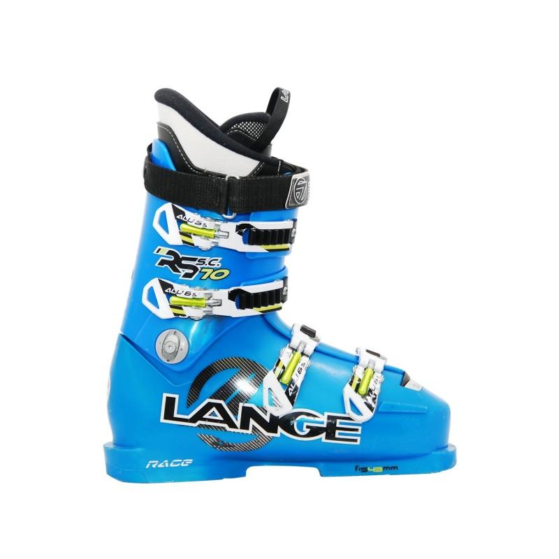 Chaussure de Ski Occasion Junior Lange RS 70 sc - Qualité A