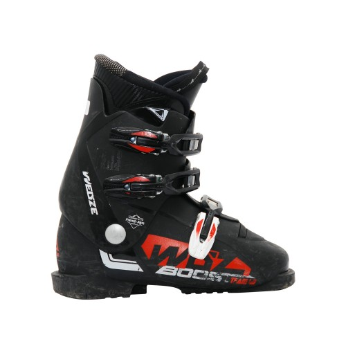 Junior ski boot used wed'ze Boost team 40
