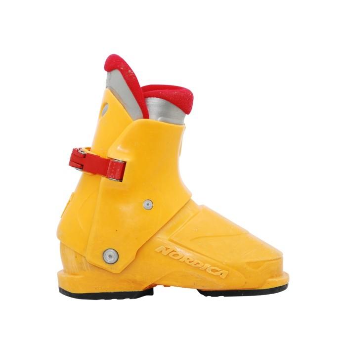 Chaussure de ski occasion junior nordica super 0.1