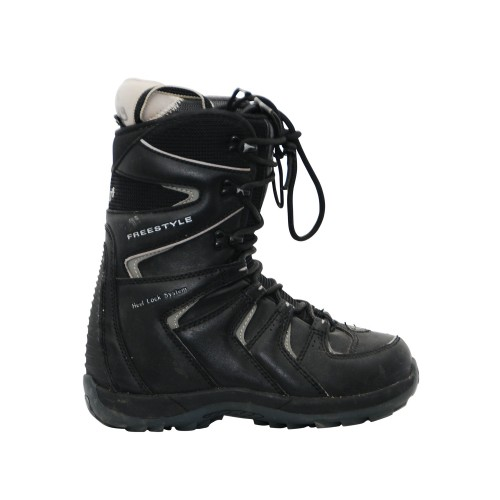 Boots occasion Stuf Freestyle noir