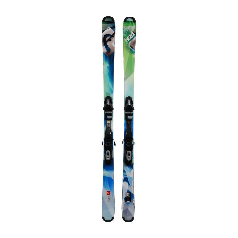 Ski Head Residue occasion + fixations - Qualité C