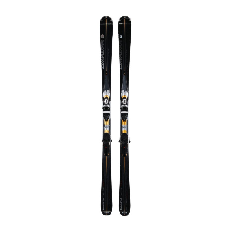 Ski Dynastar Contact 4X4 occasion + fixations - Qualité B