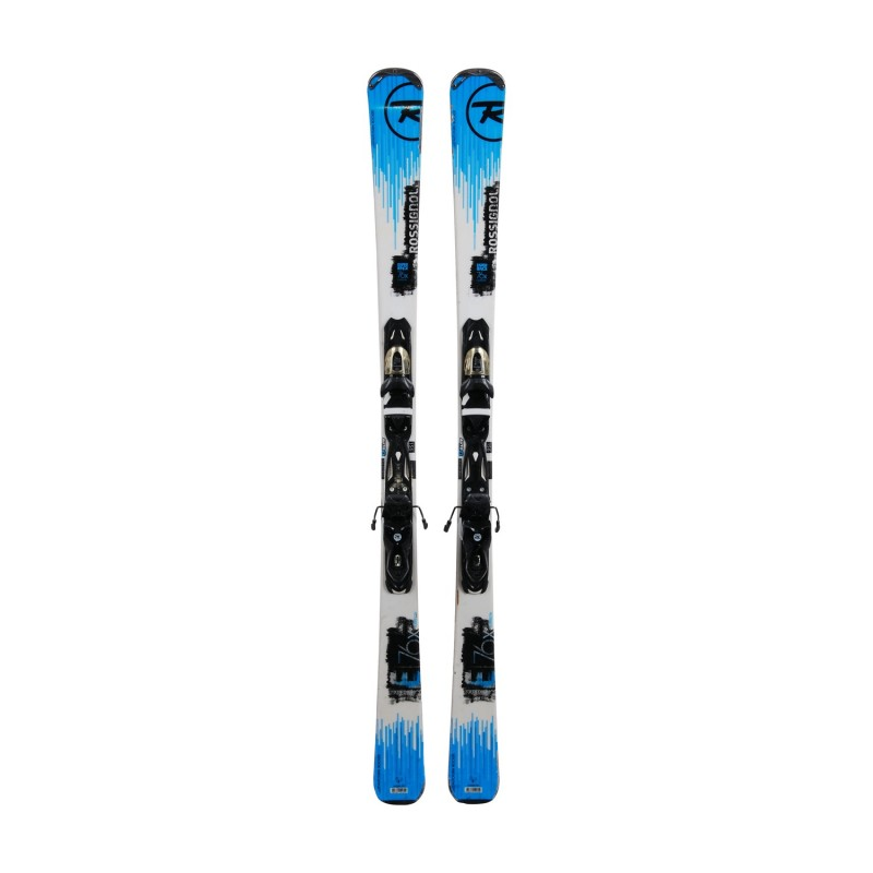 Ski Rossignol Experience 76X Carbon occasion + fixations - Qualité B