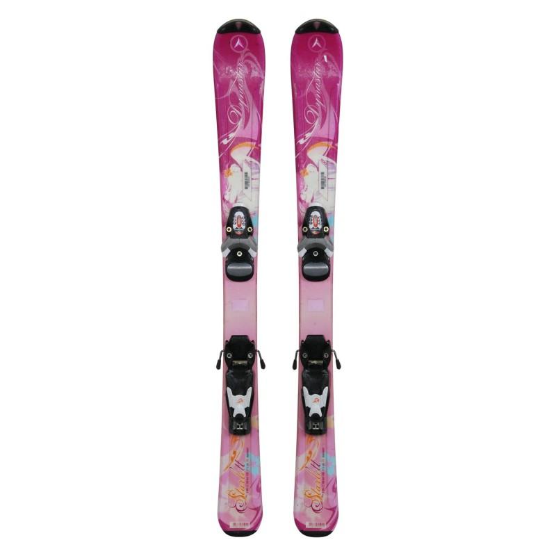 Ocasión de esquí junior Dynastar starlett - fijaciones - Calidad A