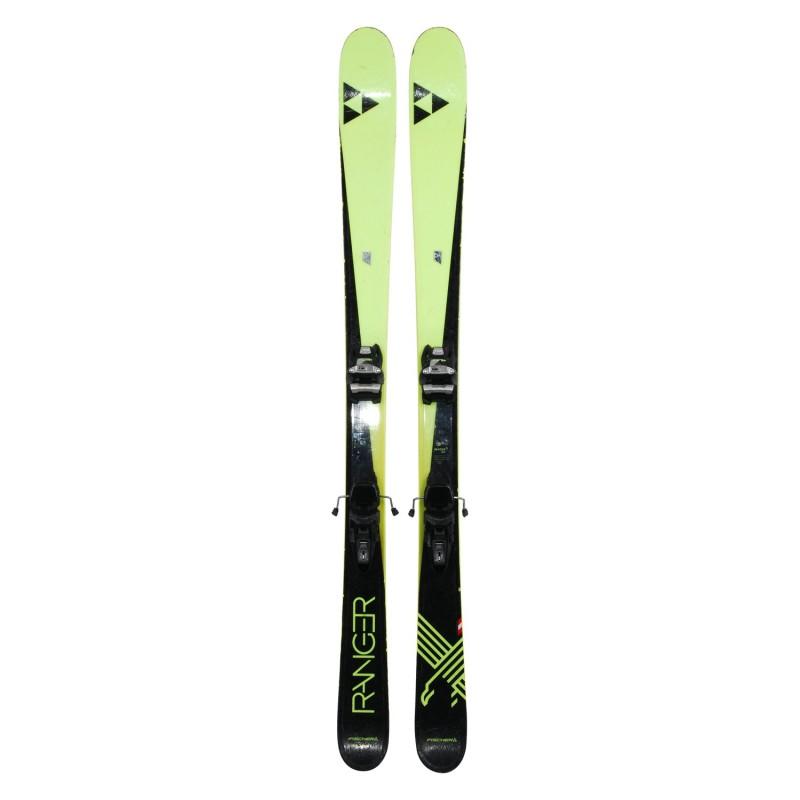 Ski occasion junior Fischer Ranger - bindings - Quality B
