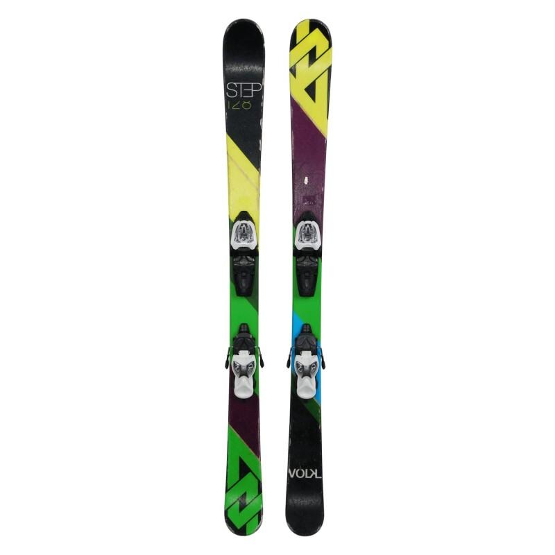 SkiAnlass Junior Volkl STEP - Bindungen - Qualität B