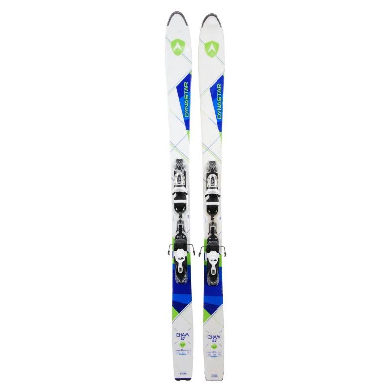 Ski Dynastar Cham 87 Anlass - Bindungen - Qualität B
