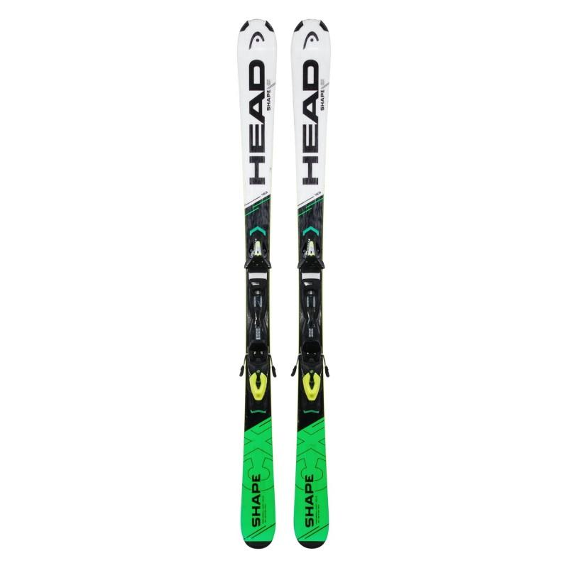 Ski occasion Head Shape CX + fixations - Qualité A