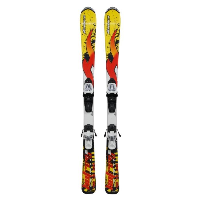 Ski junior opportunity Nordica Hot Rod ' bindings