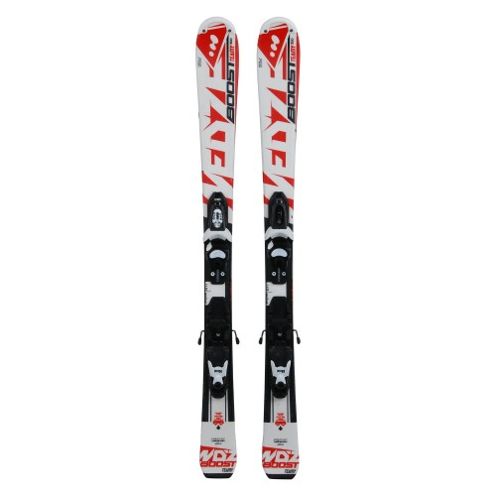 Ski occasion junior Wedze Boost Teamy 300 + fixations