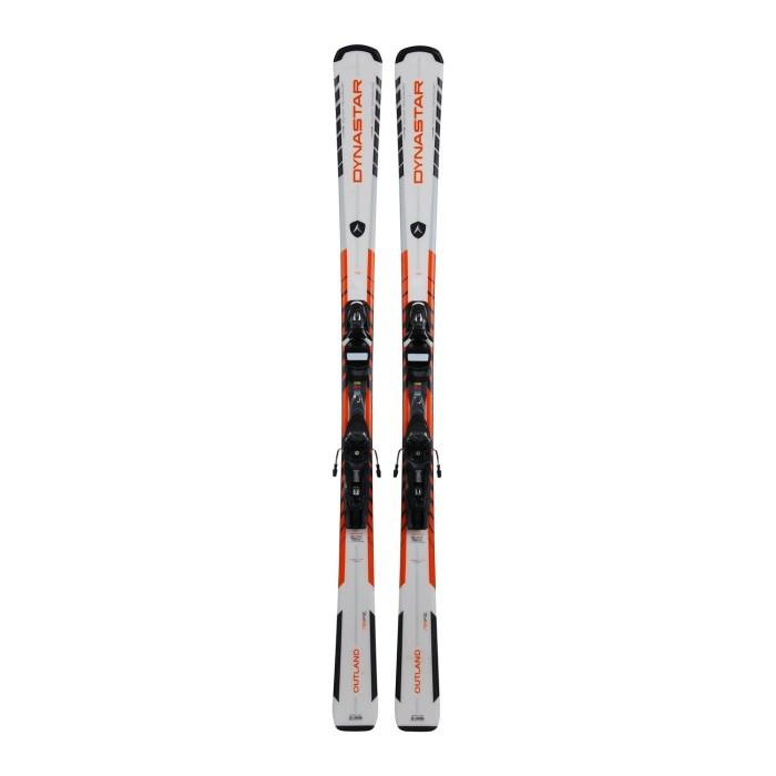 Gebrauchte Ski Dynastar Outland 78 RL + Befestigungen