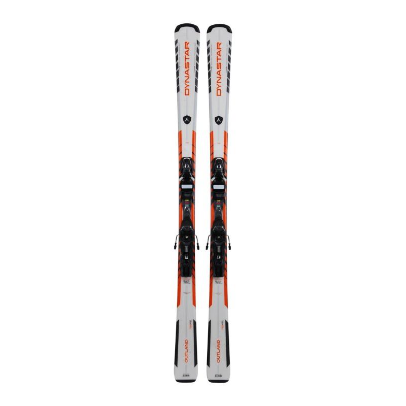 Ski occasion Dynastar Outland 78 RL + fixations - Qualité A