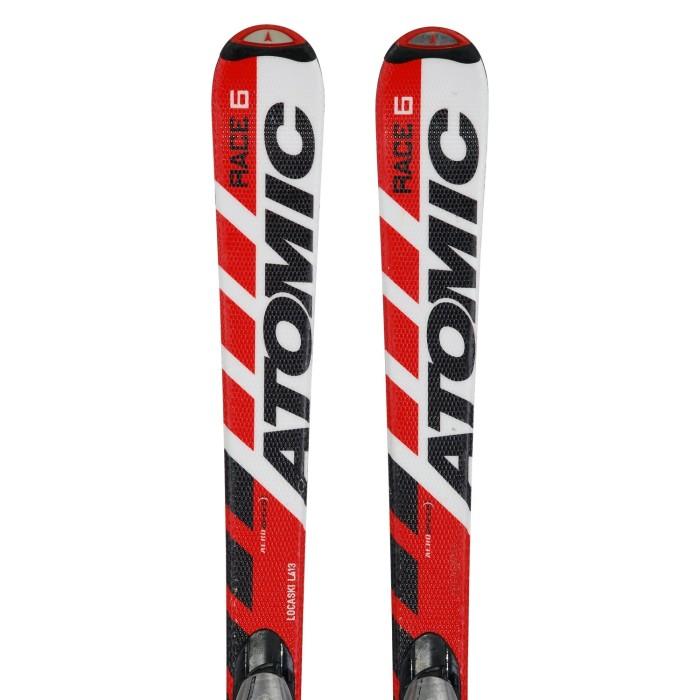 Ocasión de esquí Junior Atomic Race 6 - Fijaciones