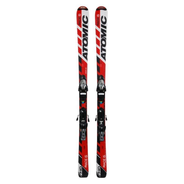 Ski occasion junior Atomic Race 6 + Fixations