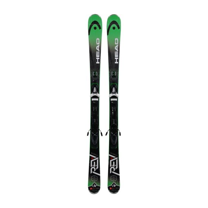 Ski occasion Head Rev 80 pro + fixations