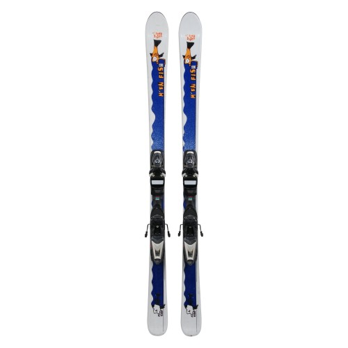 Ski occasion Junior M'en fish - bindings