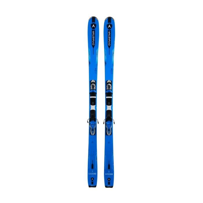 Gebrauchte Ski Dynastar Legend x 80 + Befestigungen