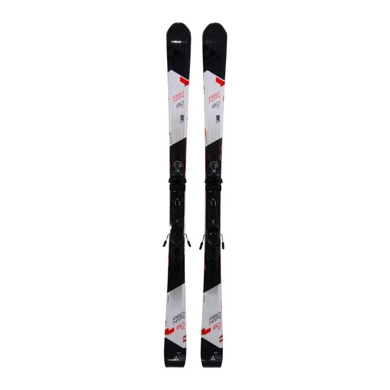 Ski occasion Fischer Pro MTN 80 Ti + fixations - Qualité B