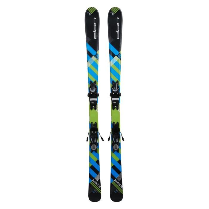 Ski occasion junior Elan Maxx Quick Shift + Fixations