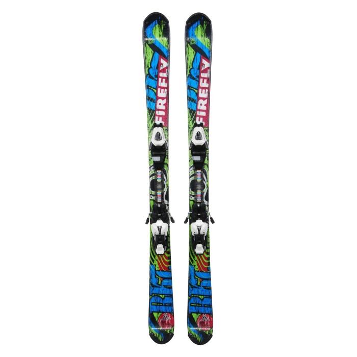 Ski junior opportunity Technopro Firefly Rocket - fijaciones