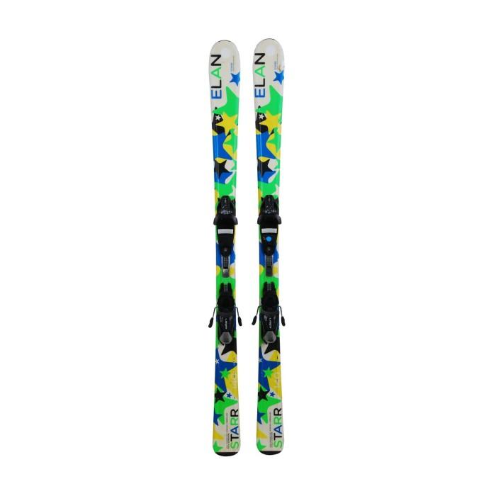 Ski Junior Opportunity Elan Starr - Fijaciones
