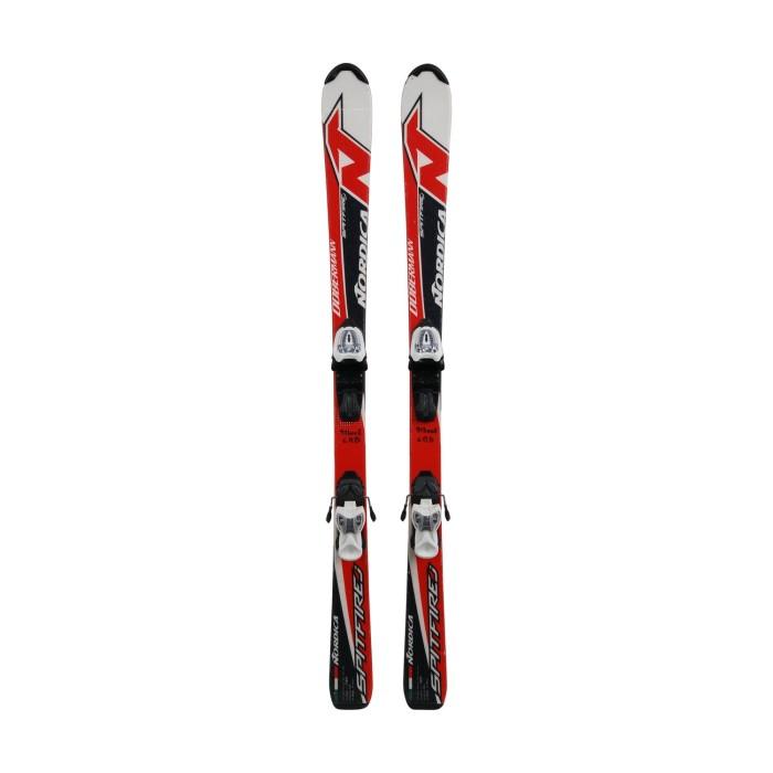 Ski opportunity Junior Nordica Dobermann Spitfire - bindings