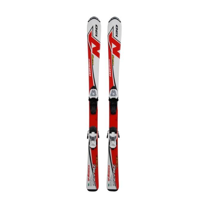 Aus anlass junior ski Nordica Dobermann team race J. + fixations