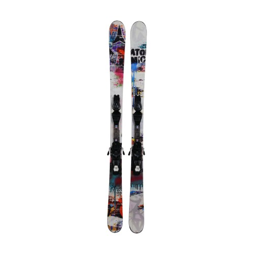 Ski occasion junior Atomic Trooper Fs + fixations