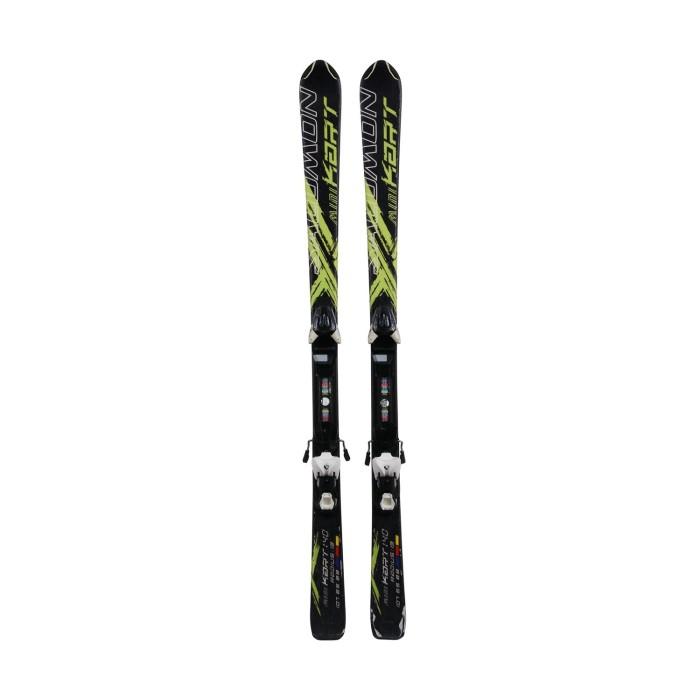 Auslässe Junior-Ski Salomon Mini Kart + Befestigungen