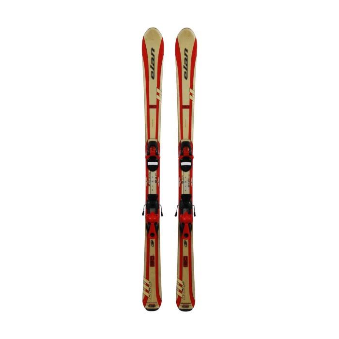 Ski junior opportunity Elan XRJ - bindings