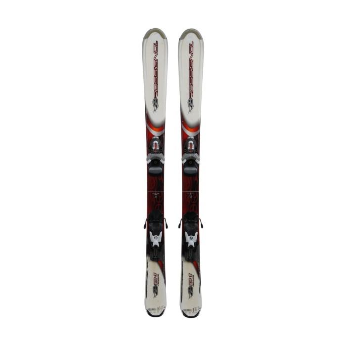 Ski occasion junior Rossignol bandit B1 JR - bindings