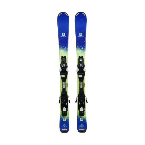 Ski occasion Salomon junior QST MAX + fixations