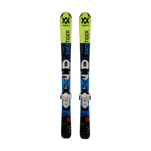 Ski occasion junior Volkl racetiger SL + fixations
