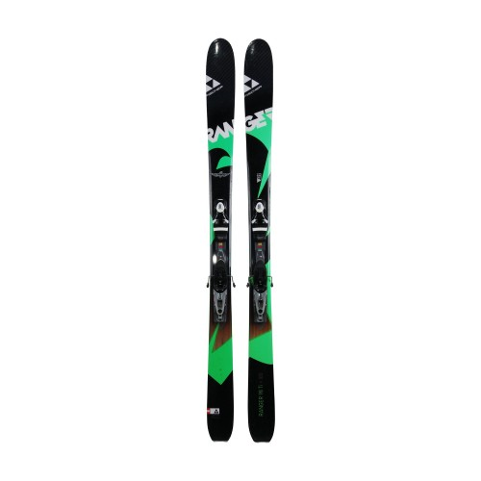 Ski occasion Fischer Ranger 98ti + fixations