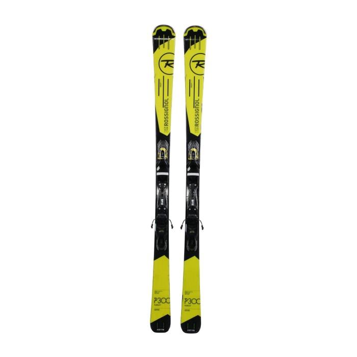 Ski Rossignol Pursuit 300 occasion + fixations