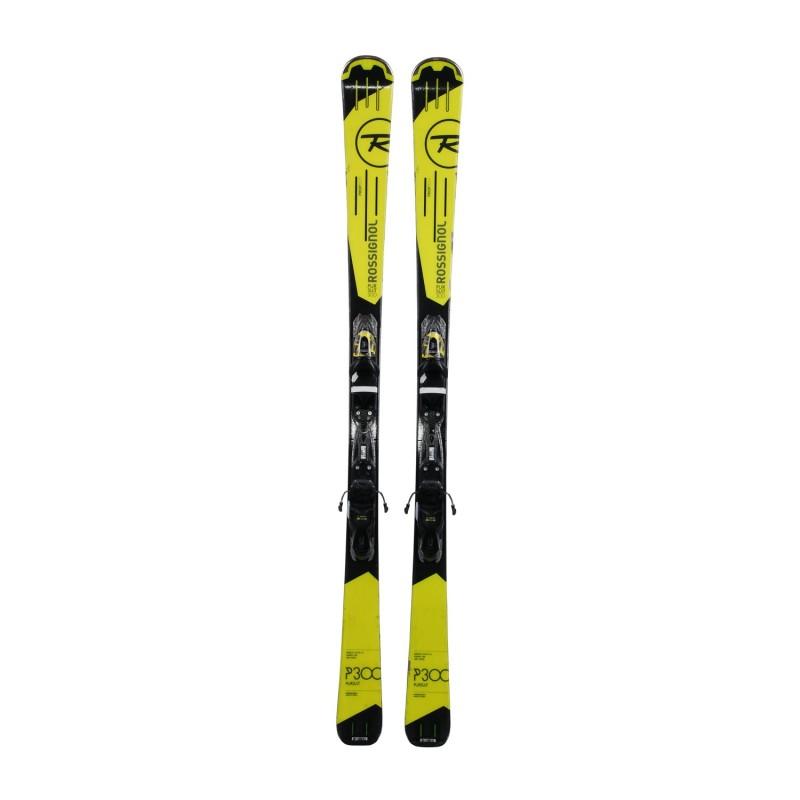 Ski Rossignol Pursuit 300 occasion + fixations - Qualité B