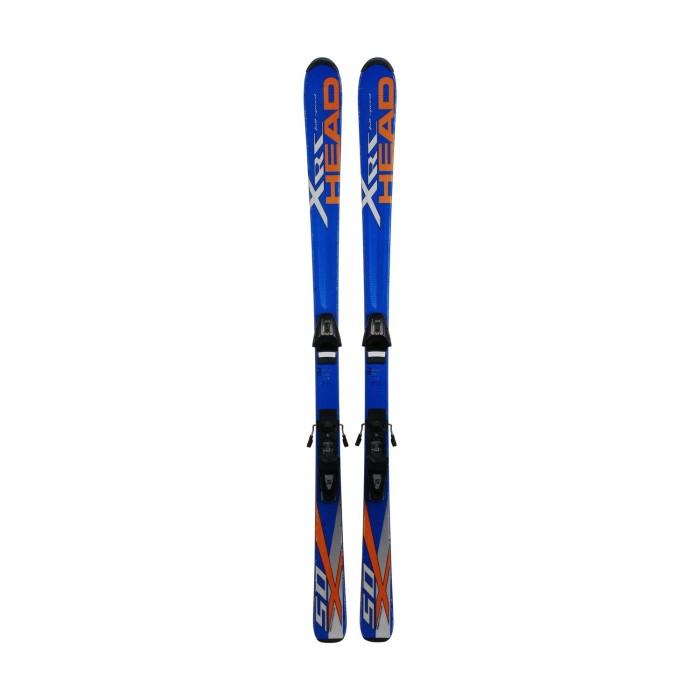 Ski für Junior Head XRC 50 + Befestigungen