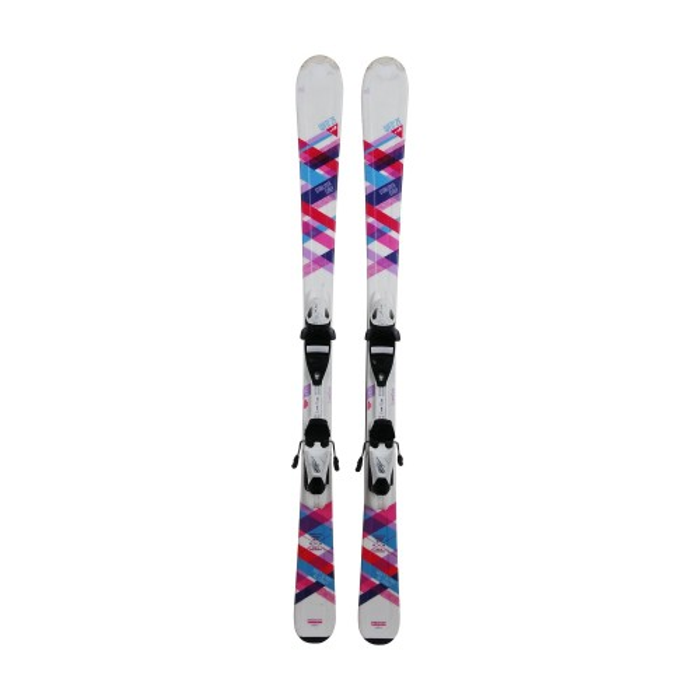 Ski opportunity Junior Wedze Starliner Girly ' bindings