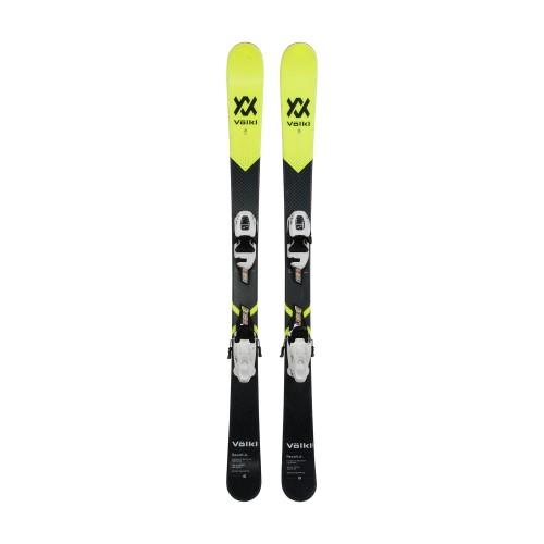 Ski occasion Junior Volkl Revolt JR + fixations